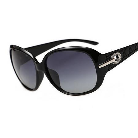 2015太阳镜女新款偏光太阳眼镜经典时尚镶钻墨镜3S驾驶镜