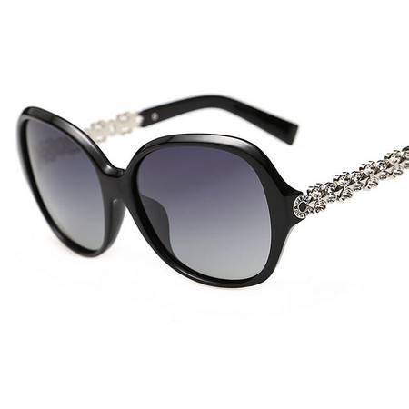 2015太阳镜女式新款偏光太阳眼镜经典潮流大框墨镜驾驶镜