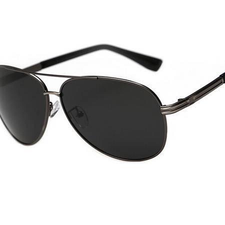 男士新款偏光太阳眼镜经典蛤蟆镜墨镜驾驶眼镜