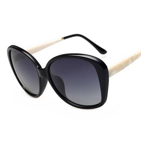女式新款偏光太阳眼镜经典时尚大框墨镜驾驶眼镜
