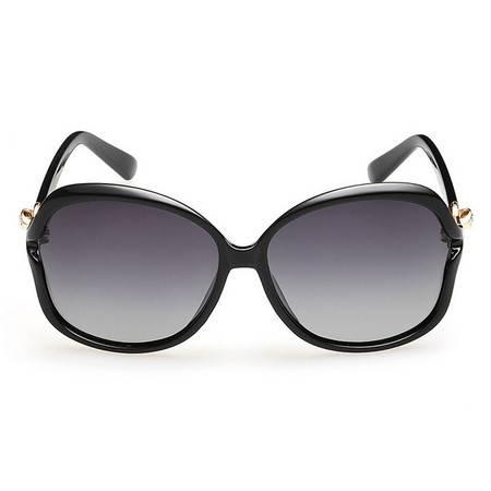 女式新款偏光太阳眼镜经典复古大框墨镜驾驶镜