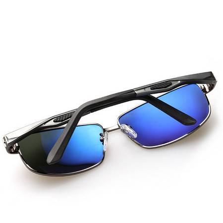 2015男士新款偏光太阳眼镜经典铝镁腿墨镜驾驶眼镜