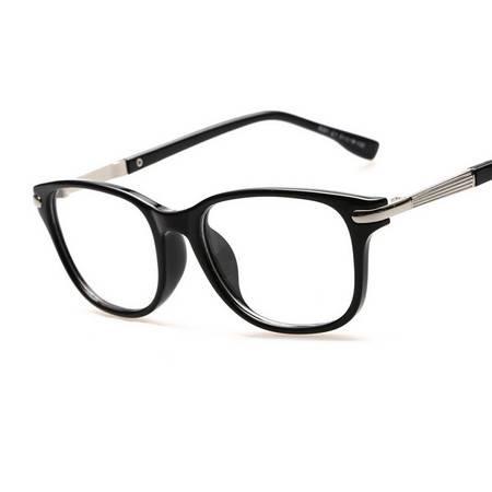 男女新款韩版复古潮护目镜平光装饰上网眼镜时尚眼镜框架