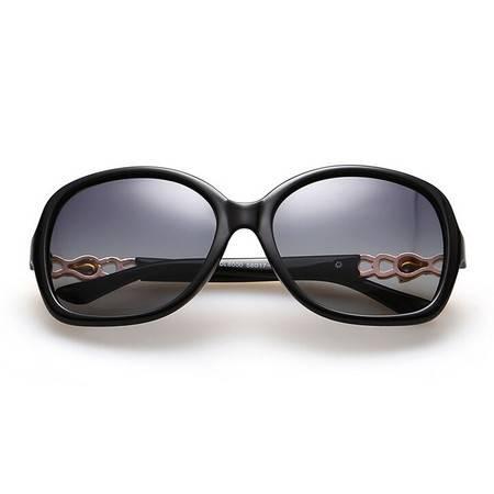 2015女式新款偏光太阳眼镜经典复古大框墨镜驾驶镜