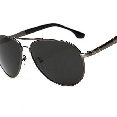2015男女士新款金属偏光太阳眼镜经典墨镜驾驶眼镜