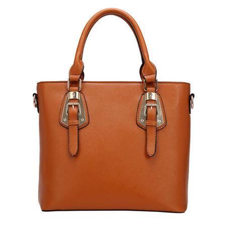 2015韩版新款潮流时尚女式手提包水桶包