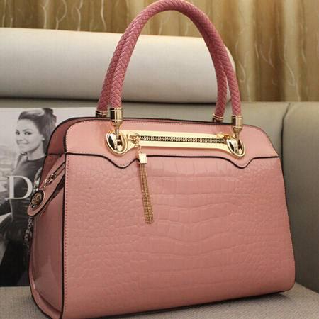 品牌时尚潮流女包韩版春夏新款头层皮女式手提包