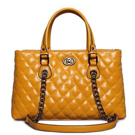 2015欧美风大牌同款菱格包仿真皮女式手提包