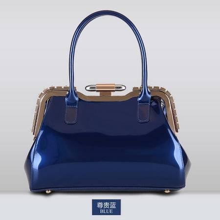 漆皮晚宴系列女式高贵手提包通勤包