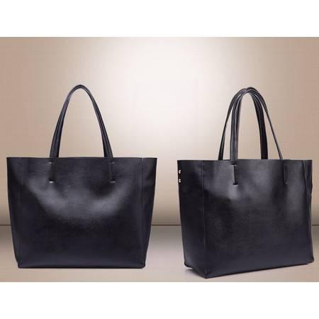 2015秋冬新款大牌欧美子母包真皮女包牛皮包包手提包