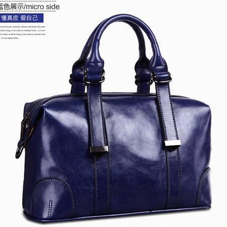 2015新款真皮女包韩国韩版单肩手提包