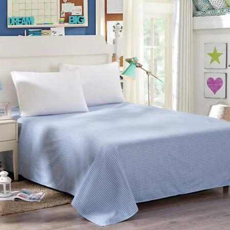 2015 全棉斜纹半活性印花床上用品床单