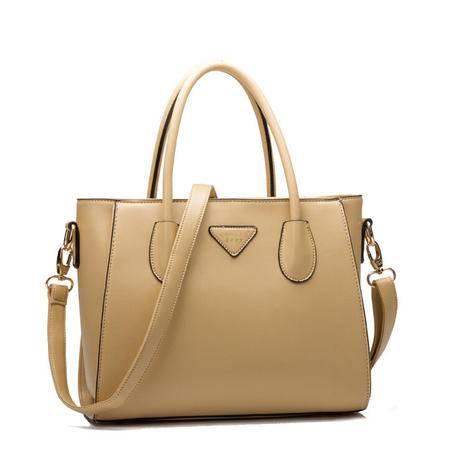 2015夏季新款欧美时尚女包十字纹单肩斜跨女包包