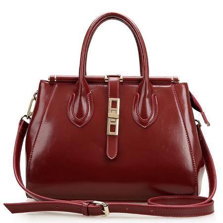 2015秋冬新款女包欧美时尚斜跨皮包牛皮单肩斜挎女士单手提包包