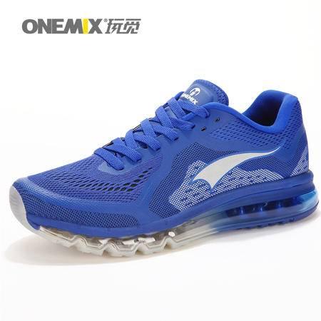 Onemix玩觅春秋运动鞋air max90女鞋情侣款跑步鞋全掌气垫鞋女鞋旅游鞋男鞋休闲鞋