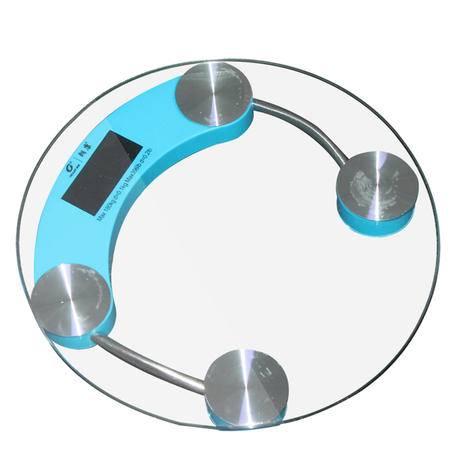 创悦 彩色夜光电子秤 CY-9118电子体重秤 圆形人体秤