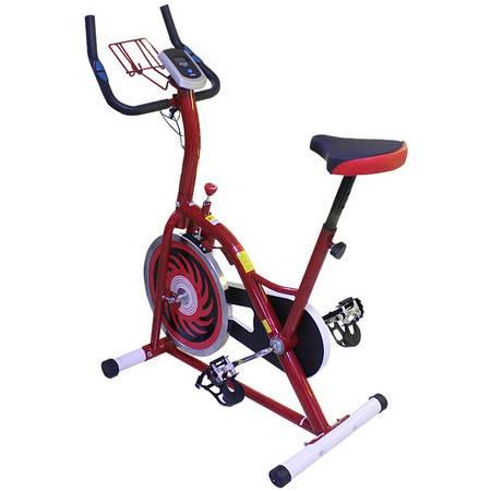 创悦 可调节动感单车 CY-9182家用健身车 健车脚踏车 脚踩车