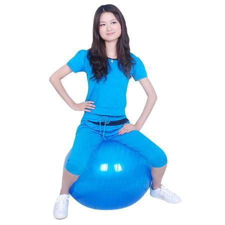 创悦 健身瑜伽球(送打气泵)CY-9170 颜色随机