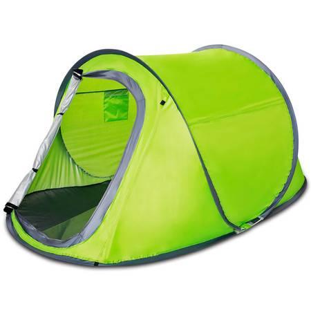 创悦 三人伞式自动速开野营帐篷 CY-5808沙滩自驾游户外帐篷