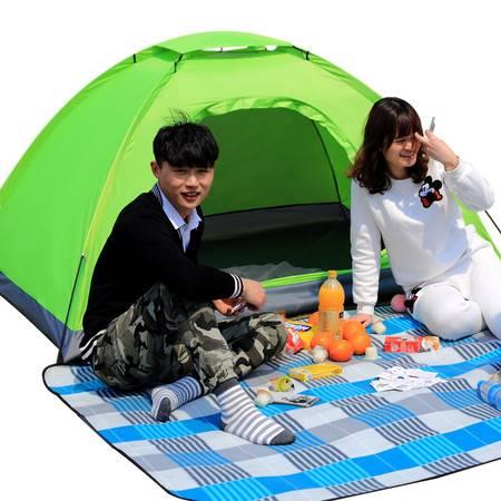 创悦 情侣户外野营帐篷 CY-5800遮阳防雨野外帐篷【帐篷】
