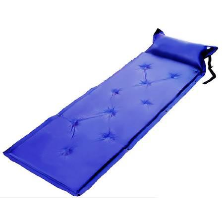 创悦 带头枕可拼接野营防潮自动充气垫 CY-5825野外帐篷睡垫【垫】