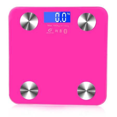 创悦 CY-9117 电子称 电子秤 智能蓝牙脂肪秤 人体健康秤体重秤