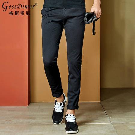 格斯帝尼GESSDIMER2016夏季休闲裤--K18011