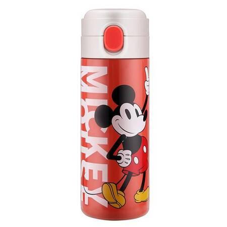 迪士尼/DISNEY 卡通米奇保温杯 男女士直饮杯子304不锈钢 SJP369