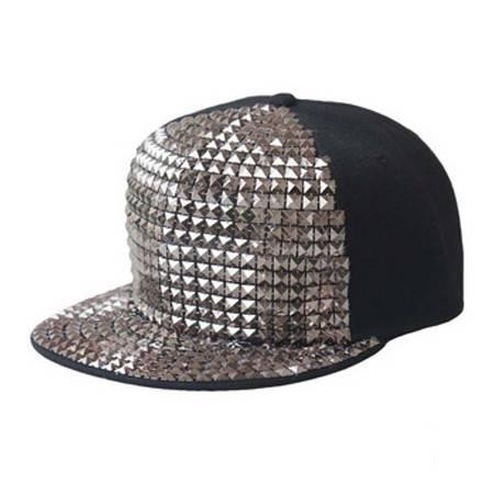 柏妃 hip hop街舞嘻哈男女柳丁棒球帽子 B335