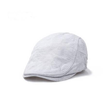 柏妃 新款韩版春夏复古女士鸭舌帽贝雷帽子 B299