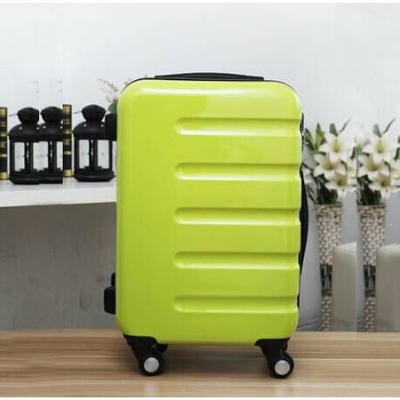 旅行箱拉杆箱万向轮行李箱20寸登机箱男女潮密码拉拖箱包mc168