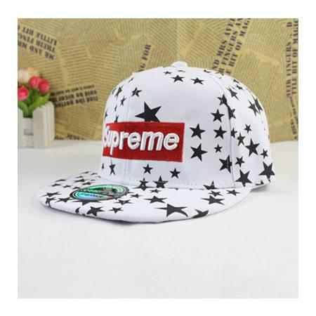 柏妃 韩版新款嘻哈帽男女平沿棒球帽子 B14
