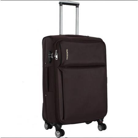 拉杆箱旅行箱包行李箱登机箱皮箱子万向轮男女20寸密码箱mc181