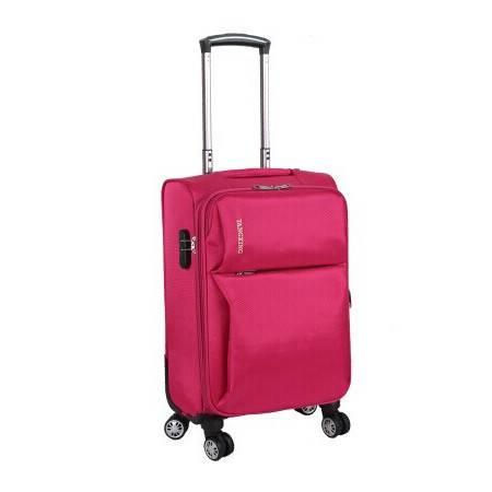 拉杆箱旅行箱包行李箱登机箱皮箱子万向轮男女22寸密码箱mc182