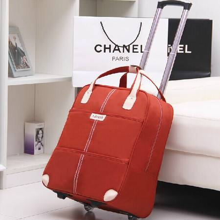旅行包 拉杆包女行李包拉杆旅行袋短途旅游箱子登机20寸韩版mc190