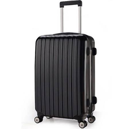 韩国拉杆箱万向轮旅行箱20寸行李箱男女皮箱子登机箱包 mc269