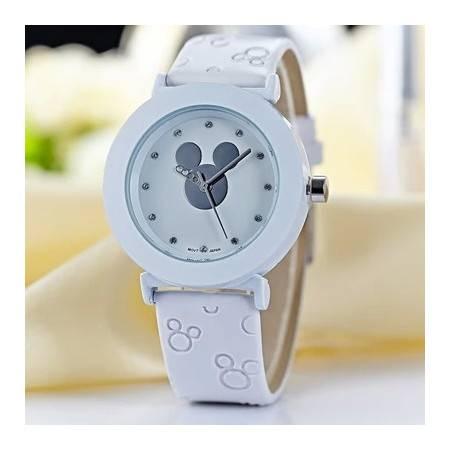 新款时尚百搭女生喜爱米奇头 清新纯洁腕表 B6175