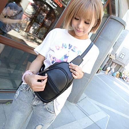 年新款甜美胸包女士韩版潮流糖果色胸前包韩国风单肩斜挎小挎包2015新款女胸包ody166
