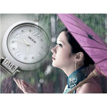 韩国时尚潮流石英表女生陶瓷风格女表韩版 B6354