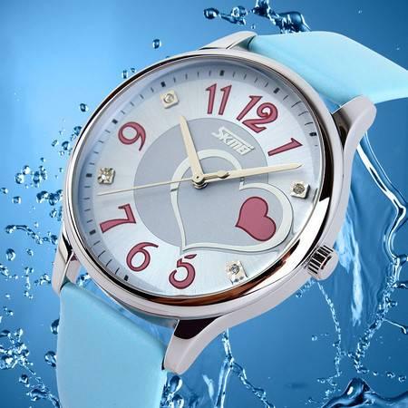 新款潮流防水石英瑞士表时尚腕表 女款 B9108