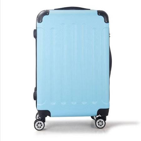 万向轮拉杆箱男女登机旅行箱学生行李箱包22寸密码箱子mc277