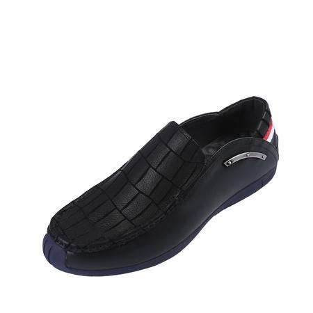 上海牛头牌正品男休闲鞋 时尚个性英伦真皮透气低帮男单鞋24681