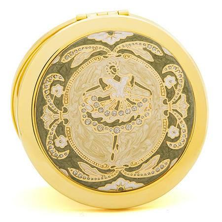 梵圣FASN 梦想芭蕾J-A7121-2化妆镜创意生日礼物送女朋友老婆浪漫