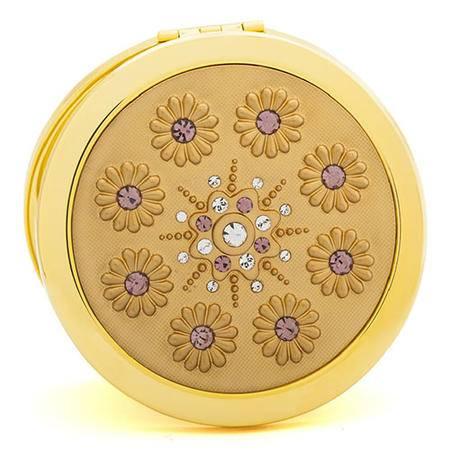 梵圣FASN 双面便携折叠化妆镜子 随身小镜子礼物冬天故事 a7800-2