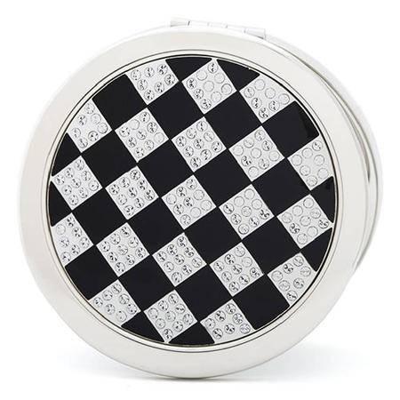 Fasn/梵圣 施华洛世奇  镶嵌施华洛世奇水晶 J-A7005-1时尚方格