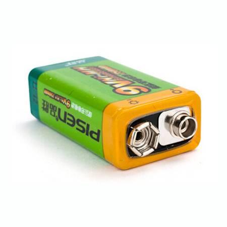9V充电电池 250mah 品胜9V充电池 镍氢电池 麦克风电池