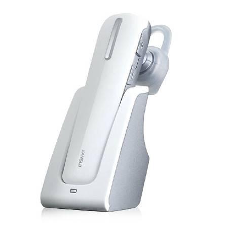 山水i7蓝牙耳机 立体声 迷你耳塞挂耳式通用型车载无线耳麦立体声