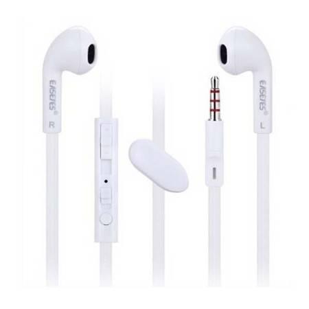 爱易思 3.5接口全能音乐耳机 多功能线控耳机 简洁大气/佩带舒适