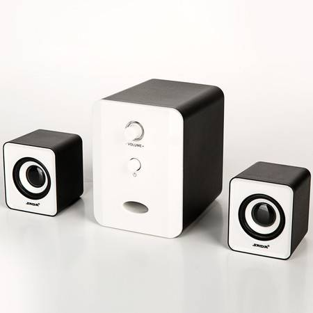 赛达 D-201炫彩低音炮 电脑音响USB音箱