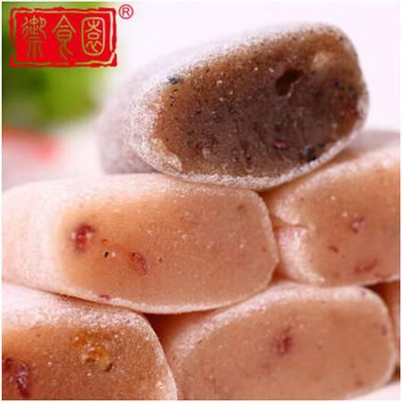御食园 北京特产小年糕500g 糯米糕点传统小吃零食